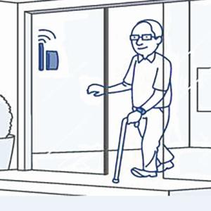 Monitoring osob s demencí